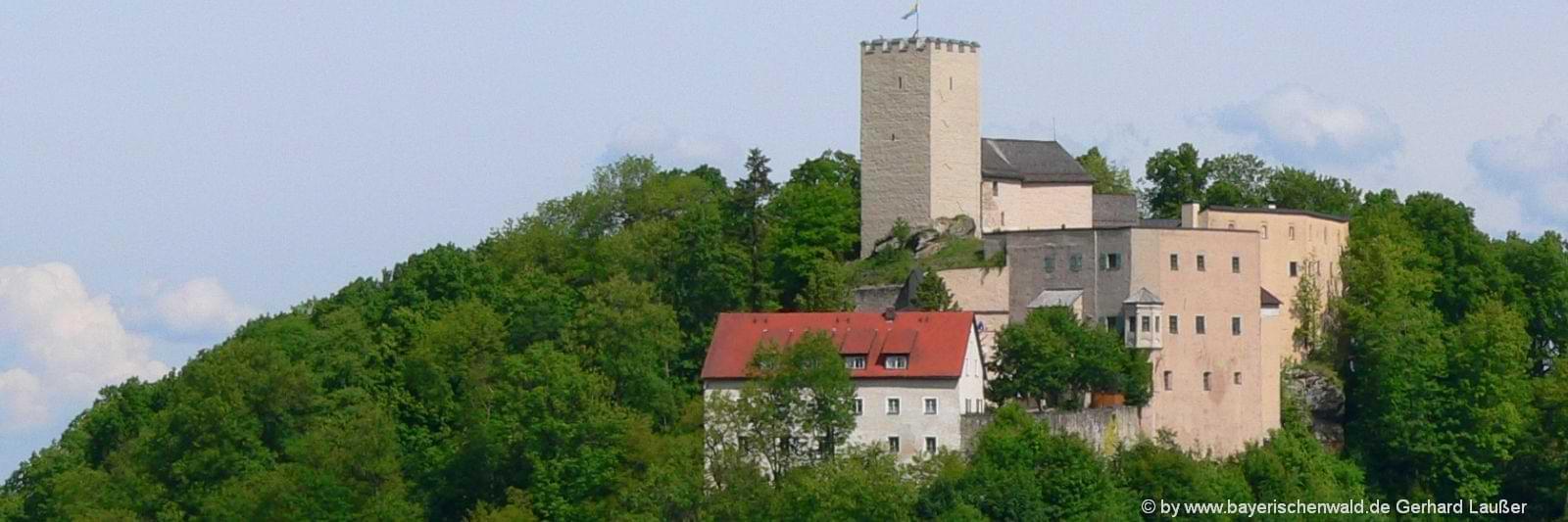 Tagesausflug Bayerischer Wald Oberpfalz und Niederbayern