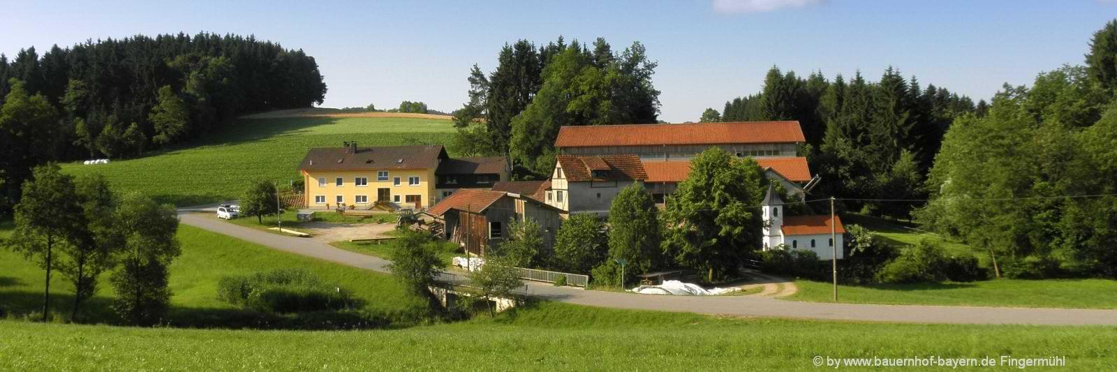 Urlaub auf dem Bauernhof in Bayern – toller Kinderurlaub und Familienurlaub