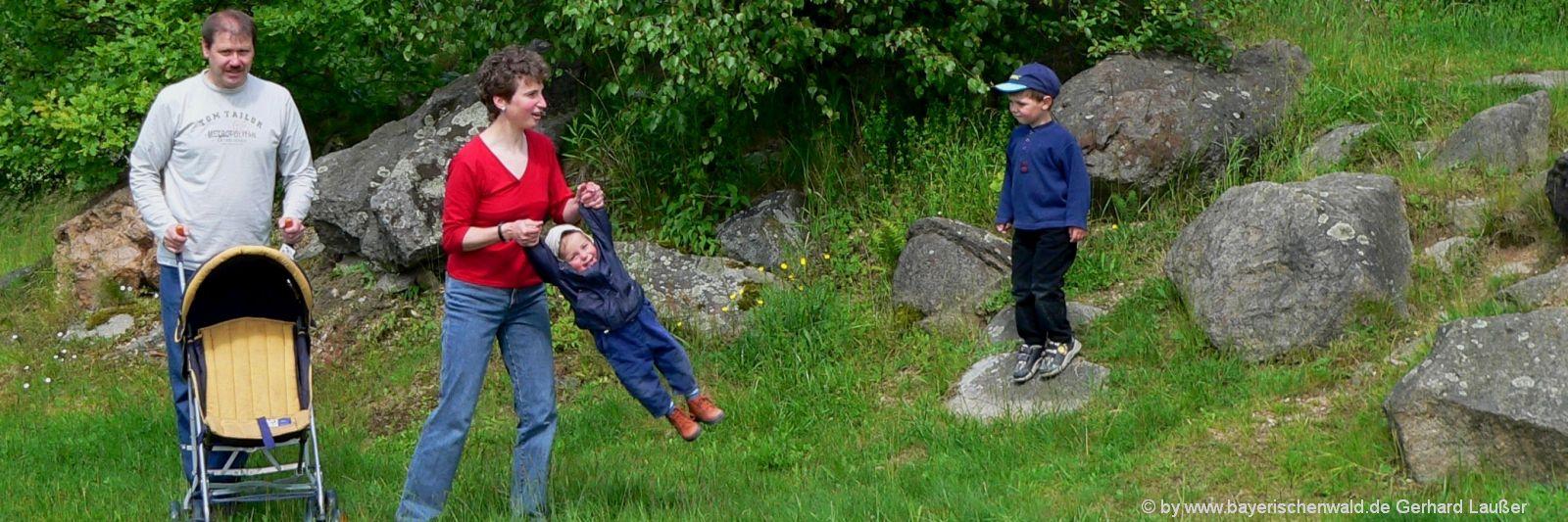 Erlebnisreicher Urlaub am Familienbauernhof